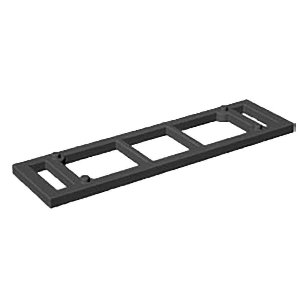 U-Platte für Scharnier 4510/4511 - 5mm