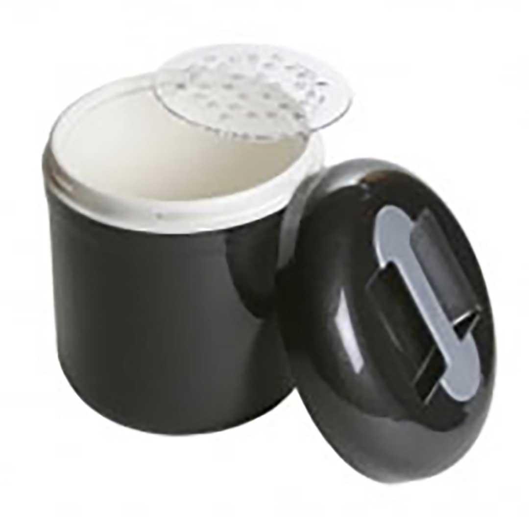 Eiswürfelbehälter mit Deckel  Fassungsvermögen 4 Liter