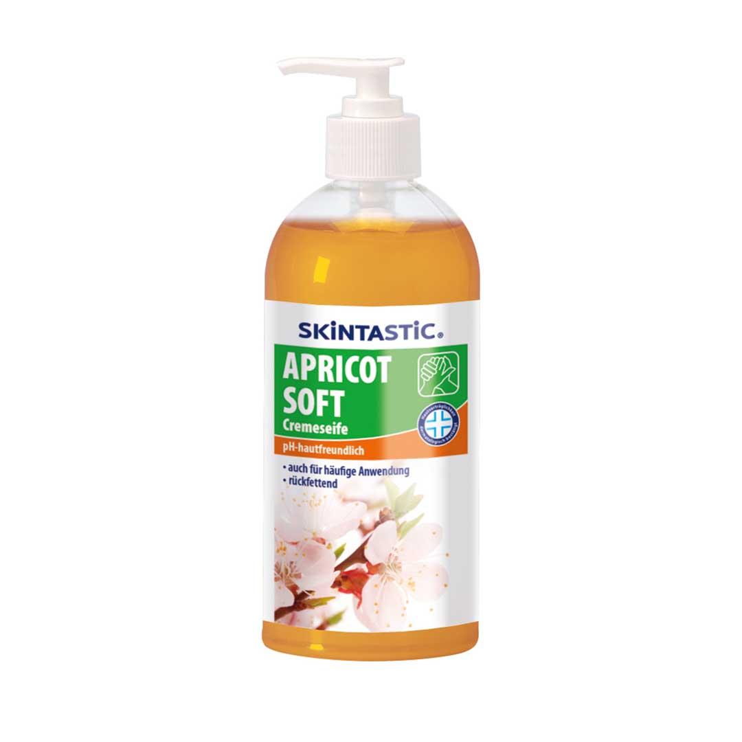 Cremeseife Apricot Soft - 500 ml