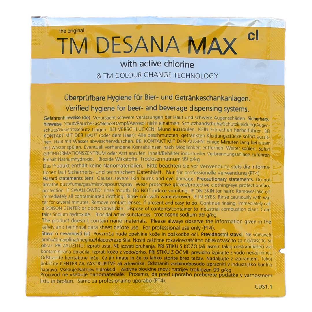 TM Desana Max cl - gelb