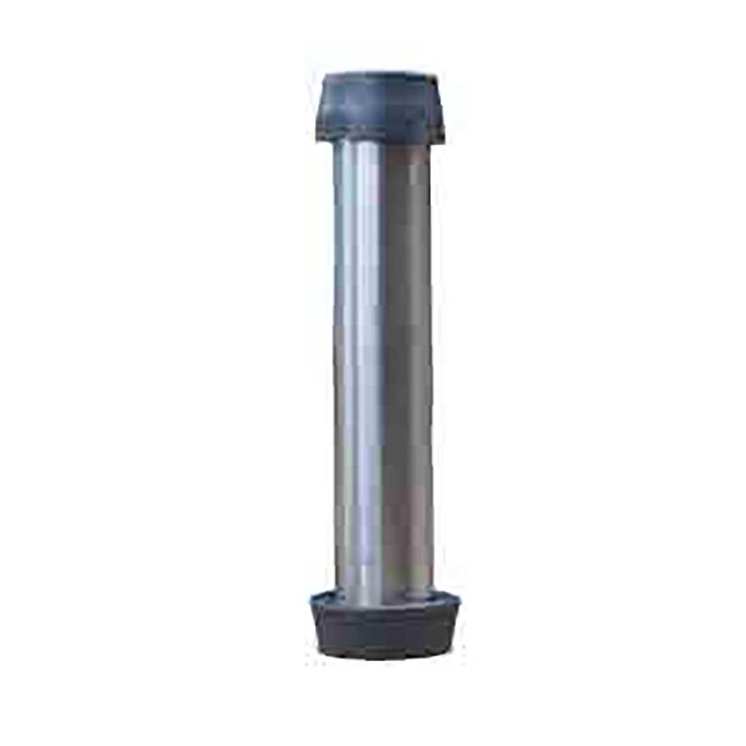 Überlaufrohr - Standrohr für Spülbecken - 270 mm
