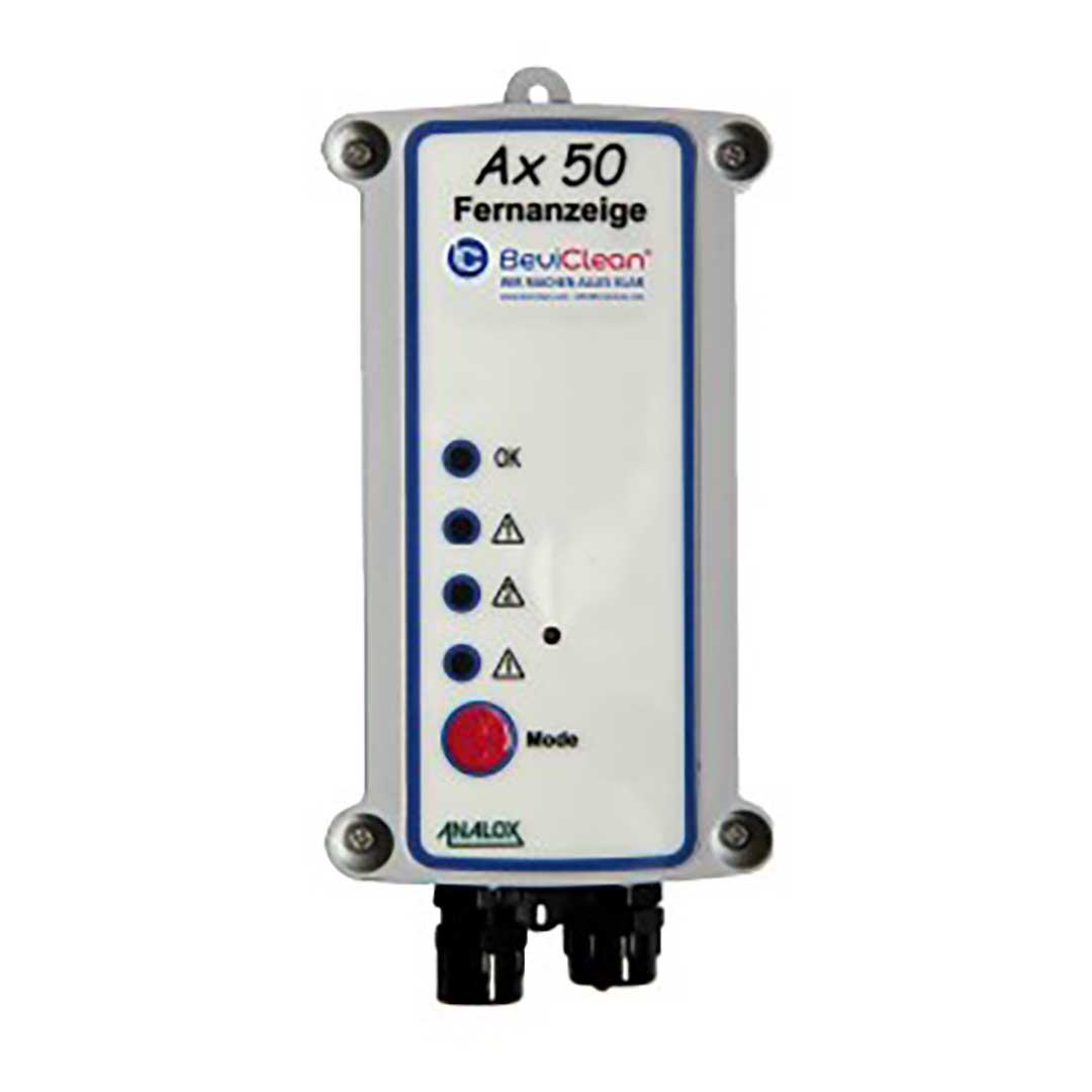 Fernalarmgeber CO2 Gaswarnanlage Analox AX50 - 1 Raum Überwachung