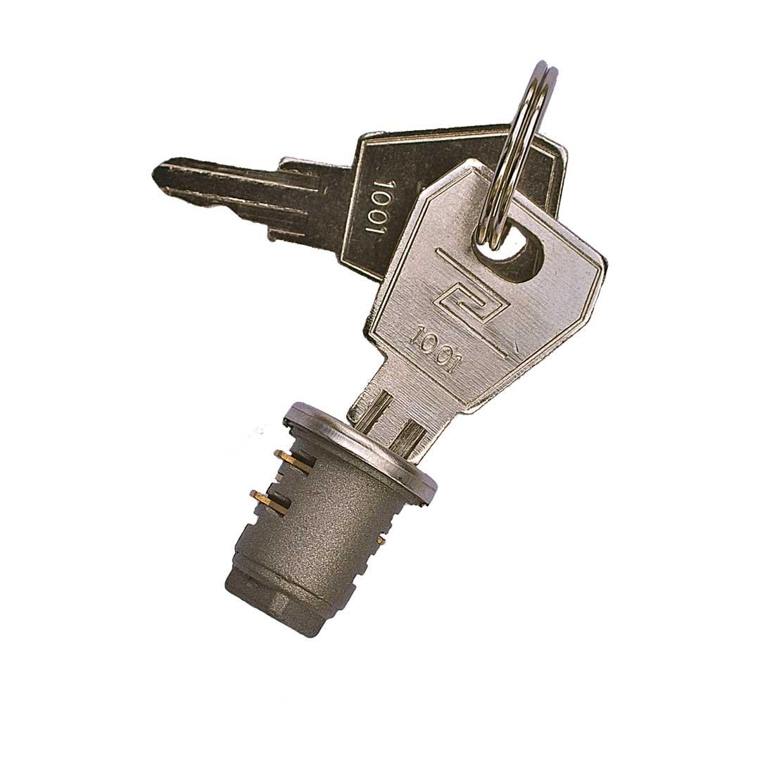 Schließzylinder für Verschluss 6188 - 1001