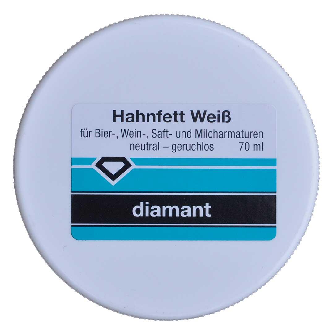 Bierhahnfett Diamant, weiß