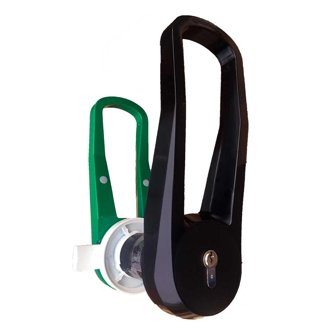 STuV Pressverschluss für Kühlraumtüren 3.31.050.0
